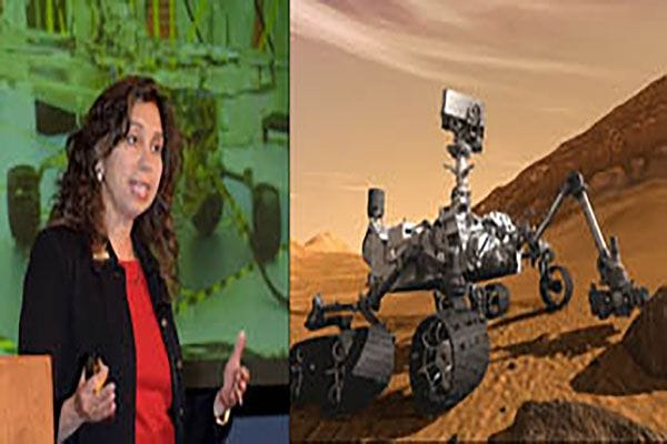 Nagin Cox From Nasa Mars Science Laboratory To Visit Space Camp Turkey