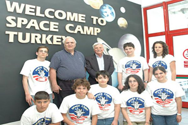 Good Friend Of Space Camp Turkey Passes Away