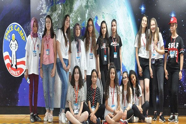 Girls Can STEM Explore Space
