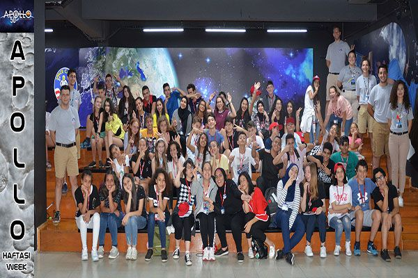 50th Anniversary Of The Apollo 11 Mission Celebrated At Space Camp Turkey