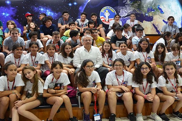 Space Camp's Asteroid Week Is Completed