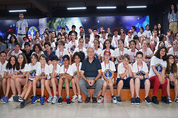 Asteroid Week Celebrated At 2019 Summer Science Camp