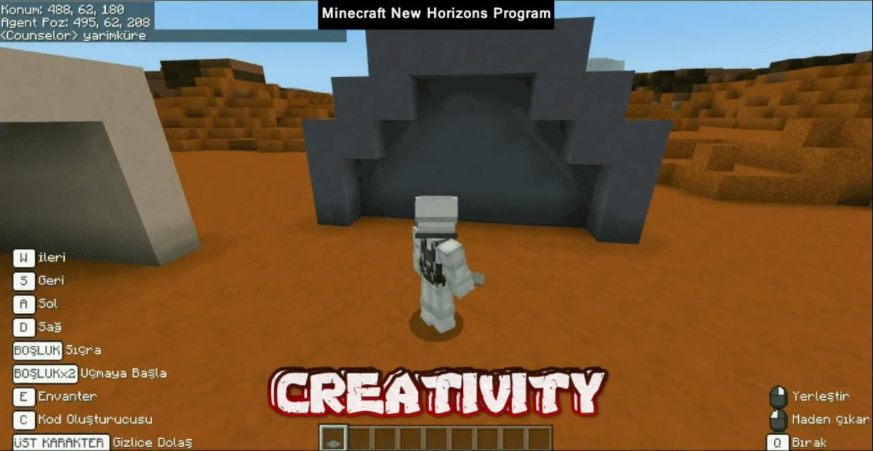 The Minecraft New Horizons Program Introduces Campers To The World Of Coding